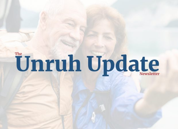 Unruh Update | Fall Newsletter 2020