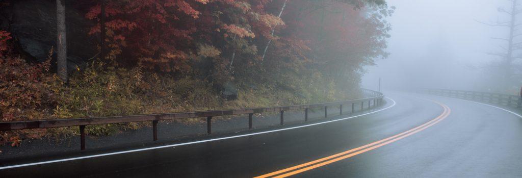 Driving Tips - Fog